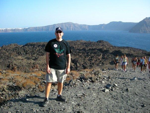 Sulle pendici del vulcano - 2008